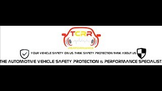 TCRR PERFORMANCE The Automotive Vehicle Safety Protection & Performance Specialist.