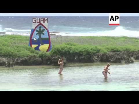 US territory of Guam worries about North Korea