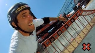 GoPro HD: X Games 17 – Park Course Preview with Andy Mac