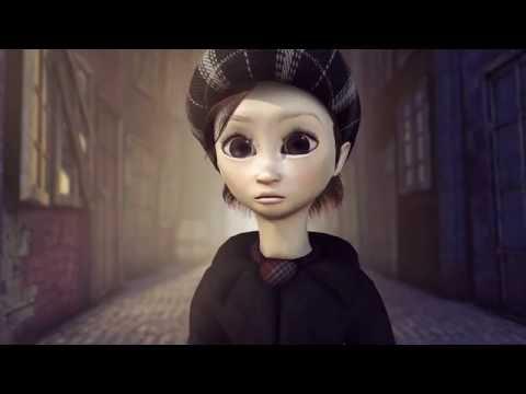 Возникнувший HD Короткометражный мультик в жанре стимпанк