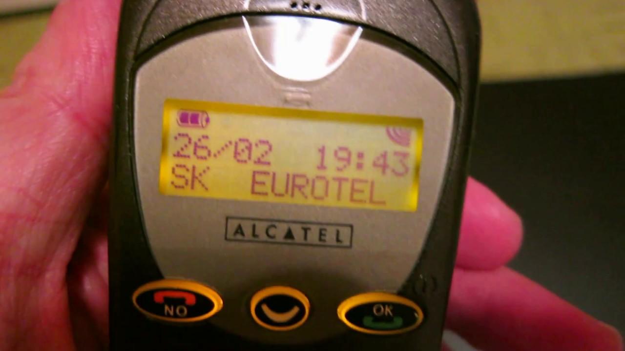 Happy birthday Alcatel One Touch Club (* 1998) - YouTube