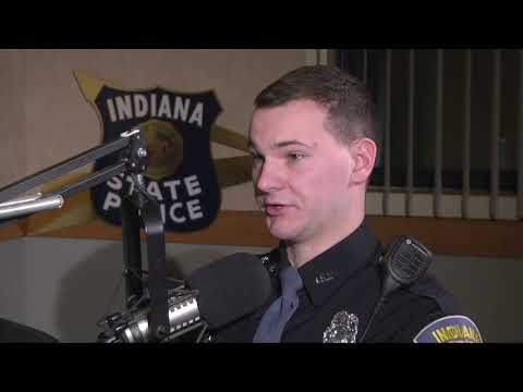 Indiana State Police - 2.4.2018  Roadshow - A career with ISP And Capitol Police