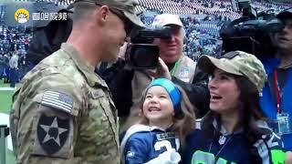 【看啥视频】士兵突然回家见到家人,这一瞬间眼泪再也控制不住了!
