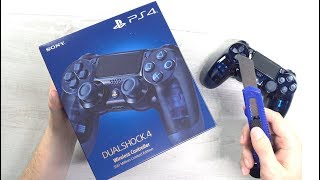 Unboxing the Sony Dualshock 4 - 500 Million Limited Edition Controller