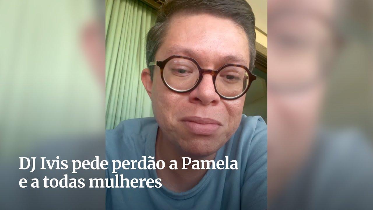 Vídeo: DJ Ivis chora, pede perdão a Pamela e a todas mulheres; Veja!