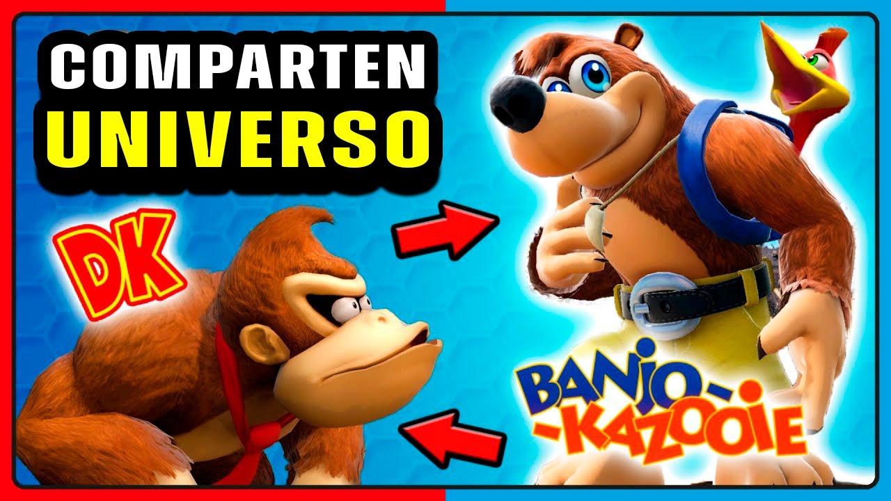 Download 25 Secretos INCREÍBLES 🍯 Banjo Kazooie (Curiosidades)