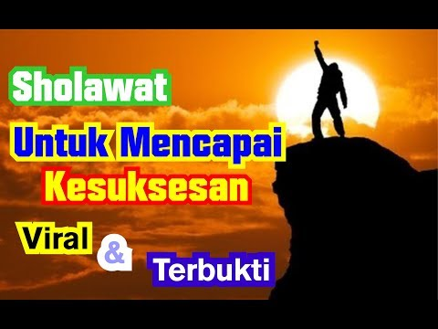 Viral Cara Suksesan Dengan Modal Baca Sholawat Ibrahimiyah