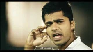 Love Anthem For World Peace - Simbu STR Full HD Song.mp4