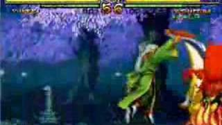 The Last Blade 2: Heart of the Samurai Combo Video