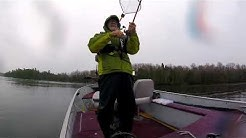 PART 1 of 3 ...SPRING FISHING ON THE CANADIAN RIDEAU LAKES ...