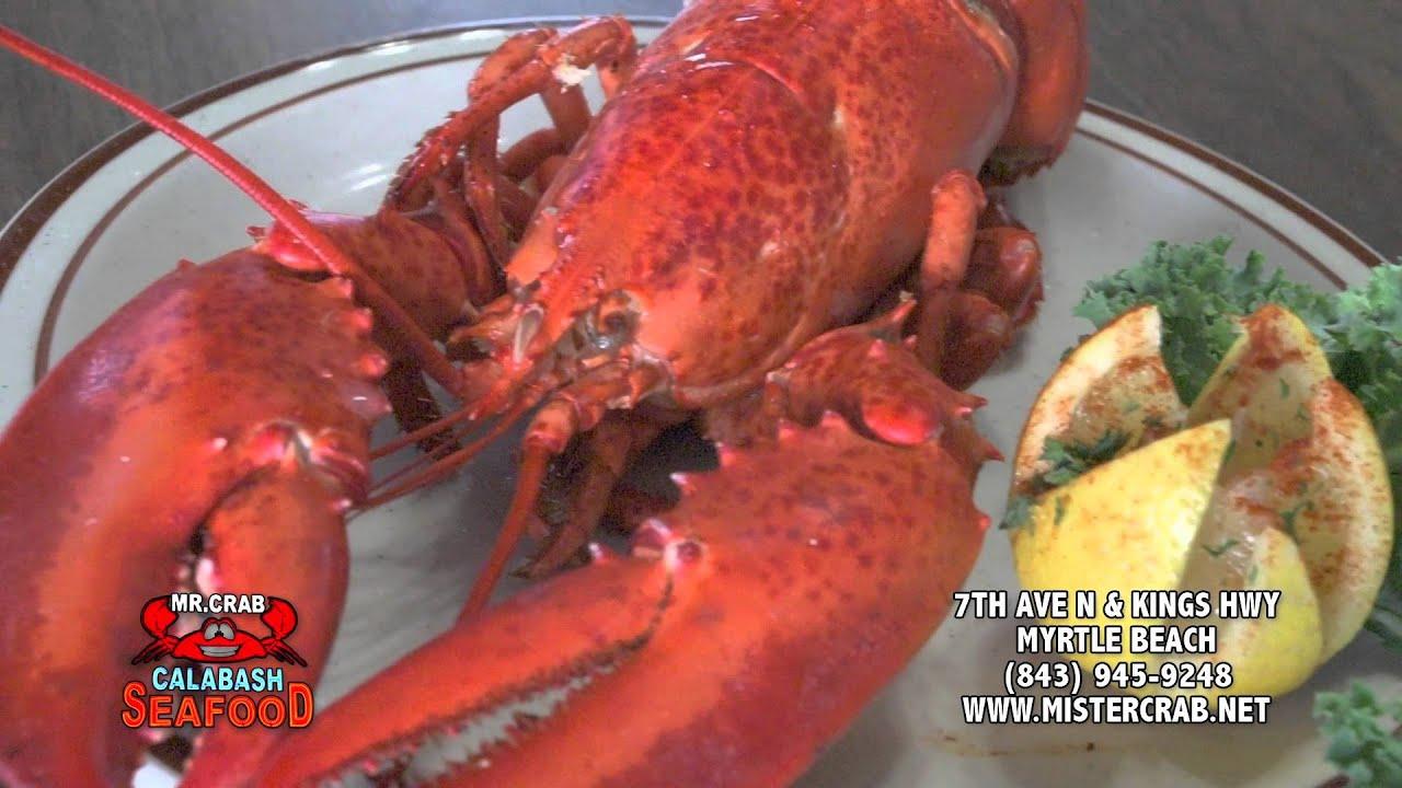 Mr Crab Myrtle Beach Sc