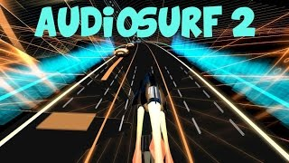 [HD] Audiosurf 2 Gameplay: F-777 - Space Battle (Ludicrous Speed Album) *Hardest Song Ever!*