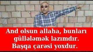 Cəlilabad sakini Məmmədov Saməddin Qardaşxan oğlunun fəryadı