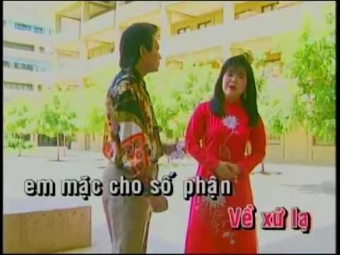 (Karaoke) Minh Ky & Kim Phung - Vi trong nghich canh. (TAN CO)