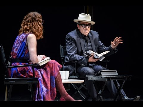 """Elvis Costello on """"Unfaithful Music and Disappearing Ink"""""""