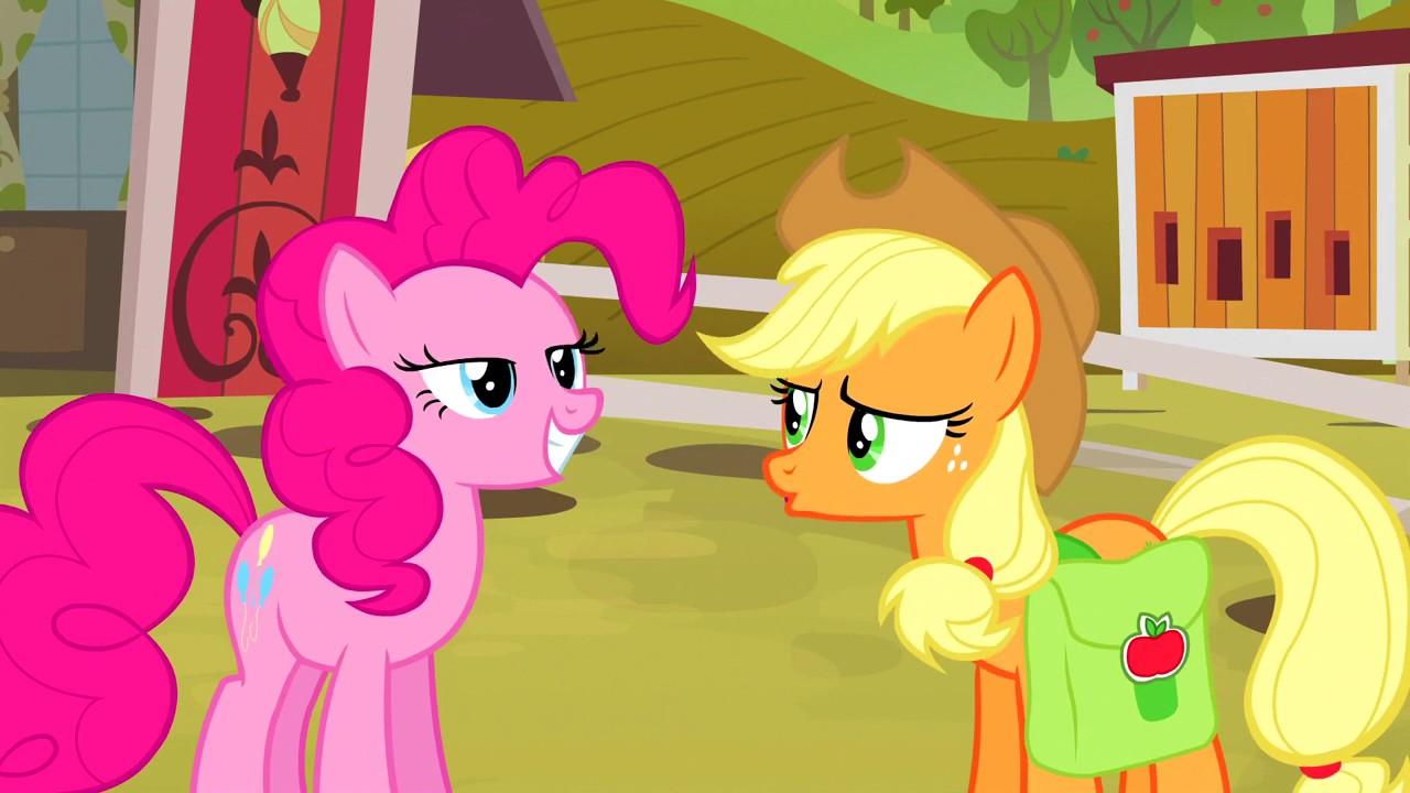 "My Little Pony Temporada 4 Capítulo 9 ""Pinkie Apple Pie"
