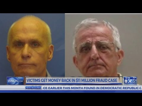 2 retired NC insurance agents scam senior citizens out of millions