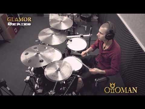Ottoman Cymbals - Glamor Series
