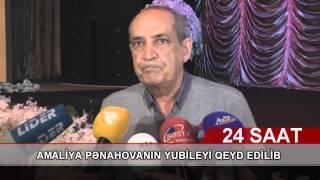"""""""Amaliya Pənahovanın Sevgi Etirafı"""