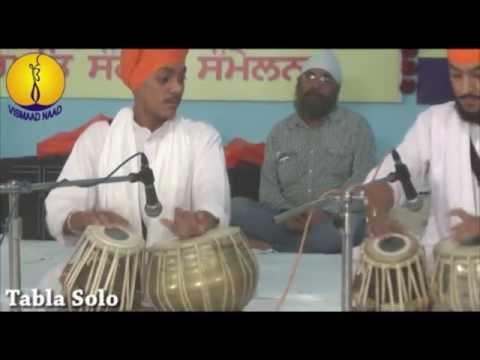 Jawaddi Taksal : Tabla solo : AGSS 2015