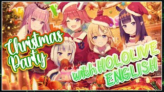 【XMAS COLLAB】Presents, Stories and..Announcements?? #XMASwithHOLOEN