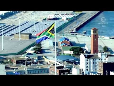 South African National Anthem VERY MOVING in Port Elizabeth on Saturday, June 23 2012