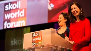 Monica Yunus & Camille Zamora - Sing for Hope : Creative Activism #SkollWF
