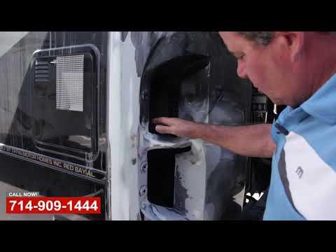 Tiffin Phaeton Collision Repair