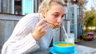IF SOUP MAKES YOUR NOSE RUN, YOU HAVE TO WATCH THIS