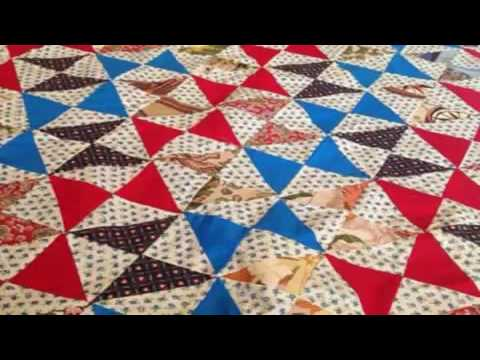 Beginner Easy Quilt Patterns Free Disappearing Bow Tie Quilt Pattern