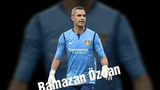 Ramazan Özcan ( Bayer Leverkusen - Alemanha ) faces PES 2013