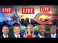 NFL Total Access 12/06/19 LIVE - REACTION & POSTGAME CONFERENCE: Bears def. Cowboys