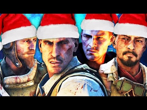 SPECIAL CHRISTMAS MESSAGE FROM RICHTOFEN & CREW!