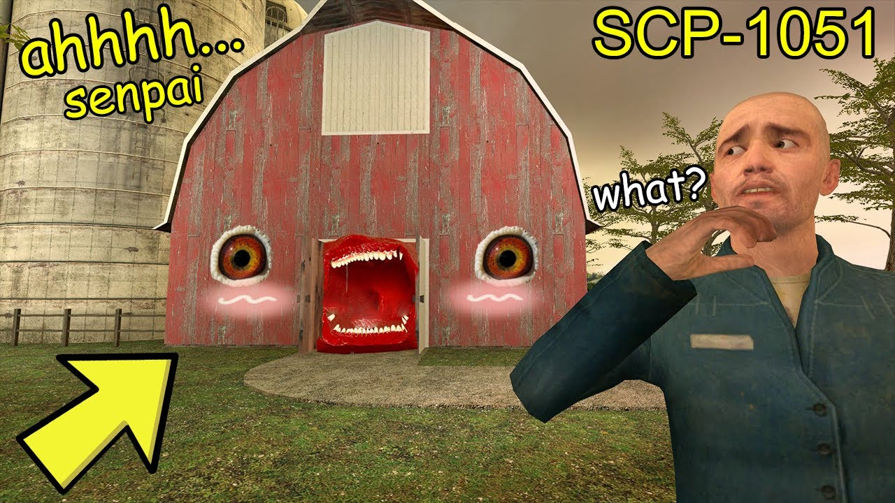 Never Go To SCP-1051