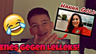 Die schlechtesten Youtuber der Welt! I ENES gegen LELLEKS! + HANNA GOLD