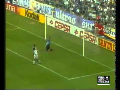 Resultado de imagen de real madrid 0 betis 2 1995