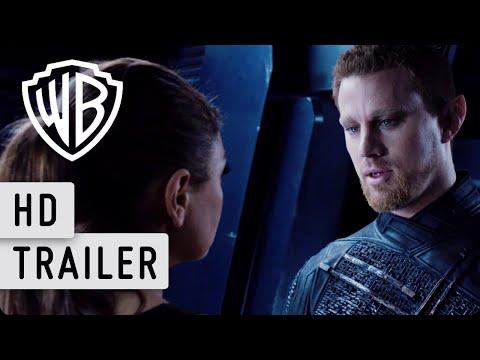 JUPITER ASCENDING - Trailer F6 Deutsch HD German