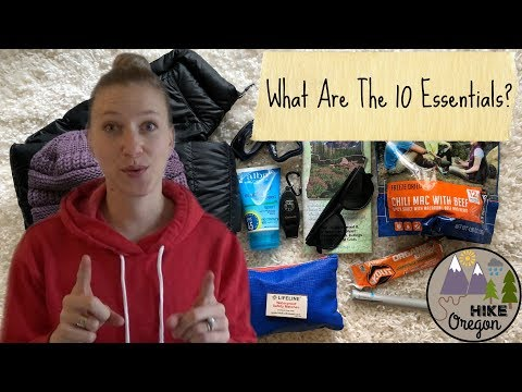 What Are The 10 Essentials?
