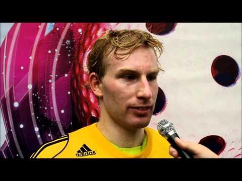 Champions Cup 2011, Day 2 : Czech Interview David Rytych (SSV Helsinki)