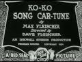 watch he video of Ko-Ko Song Car-Tune: Tramp, Tramp, Tramp - 1924 (with sound)