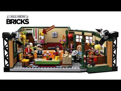 Sheri Van Dyke - Something For The Friends Fan - LEGO Central Perk!