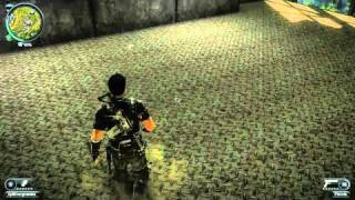 Just Cause 2 Blut [Bug][Gameplay][HD][GeForce GTS250]