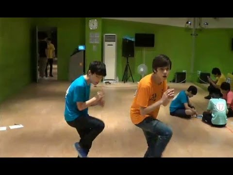 130723 ChanSol 'Call Me Maybe' choreography design