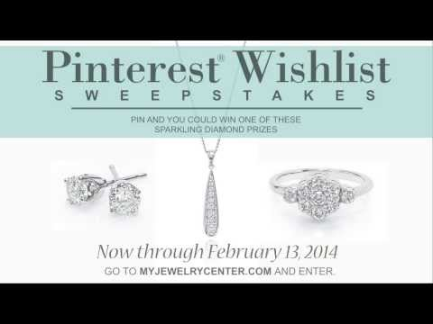 Pinterest® Wishlist Sweepstakes - No Purchase Necessary