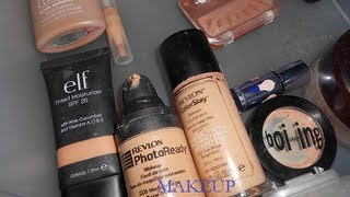 Makeup Collection & Storage   Updated ♡ Thumbnail