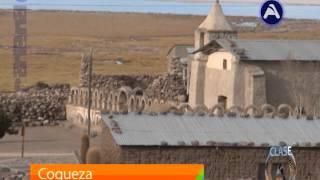 COLCHANI Y TUNUPA EN EL SALAR DE UYUNI