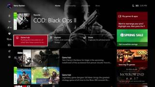 How To Download Bo2 With DLC For Xbox One