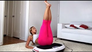 Full Body Workout at Home with Casada PowerBoard