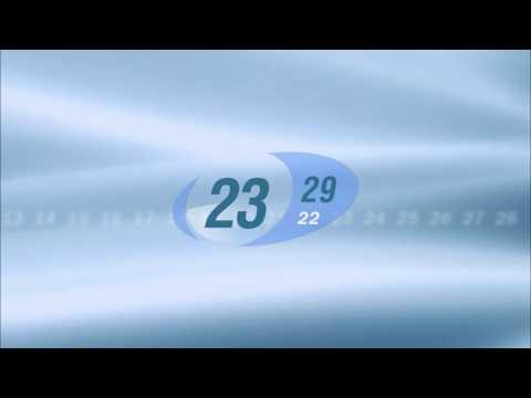 """Часы телеканала """"REN-TV"""" (2002-2004) Реконструкция"""