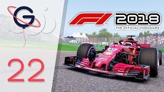 F1 2018 : MODE CARRIÈRE FR #22 - Changement d'écurie ! (Australie)